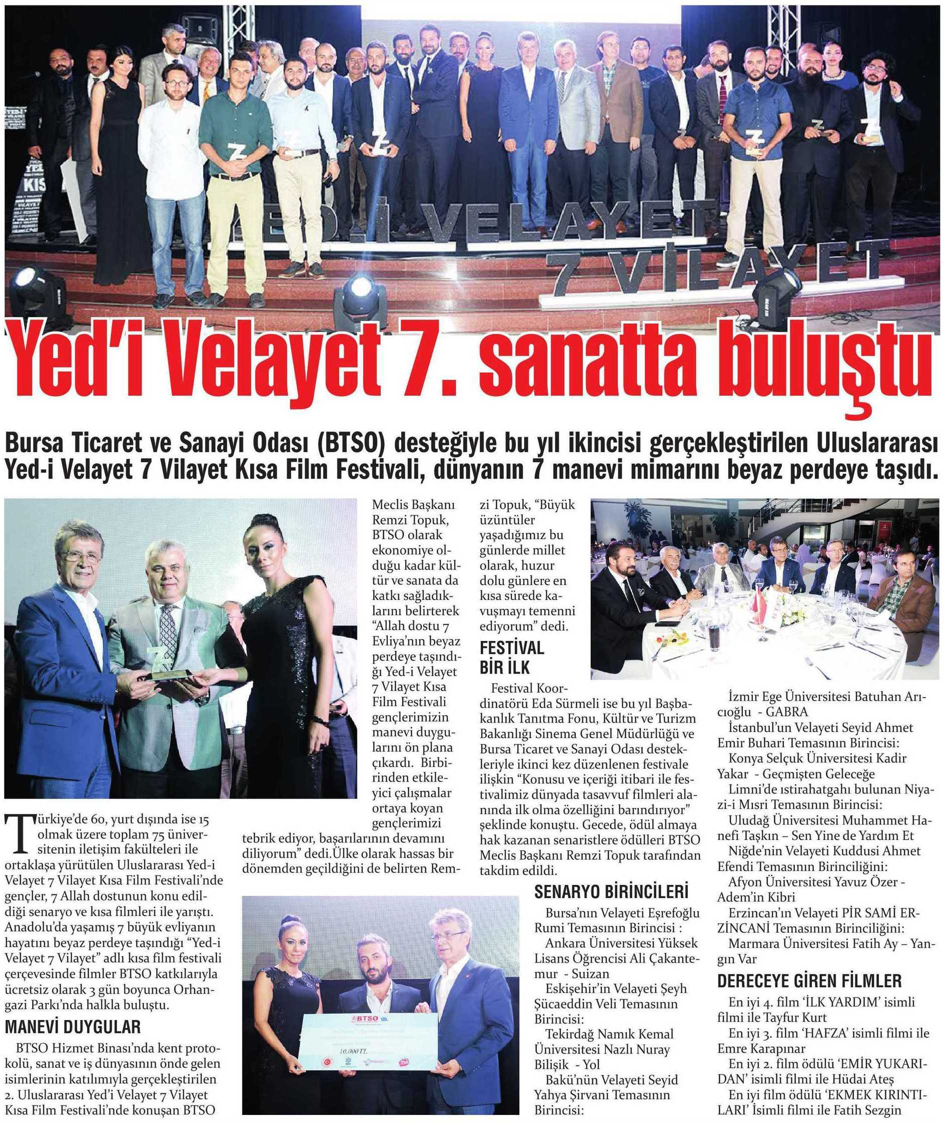 7. art lovers met in Bursa